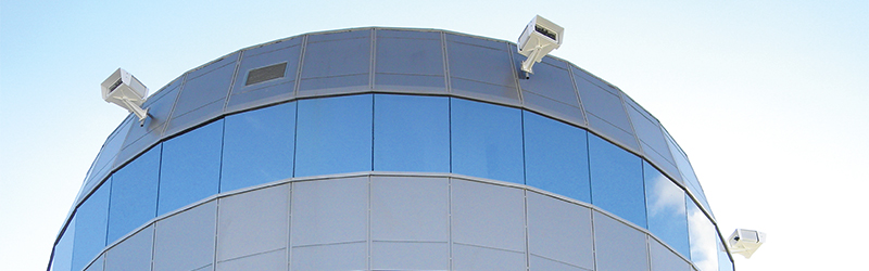 Dallmeier CCTV IP video surveillance solutions for airports