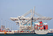 Video surveillance solutions for port logistics security