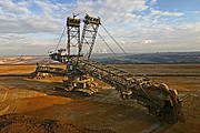 Video security technology solutions by Dallmeier for monitoring the mining process in mines or refineries.
