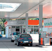 Video surveillance solutions for petrol stations