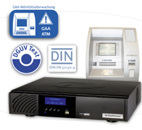 "The Dallmeier recorder range ""bank"" comprises compact digital recording systems whose certifications and specific system parameters as well as the specifically designed software make them ideal for bank applications."