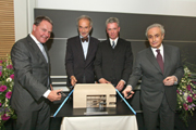 In September 2009, Minister of State Dr Wolfgang Heubisch and star tenor José Carreras inaugurated the José Carreras Centre for somatic cell therapy at the Regensburg University Hospital.